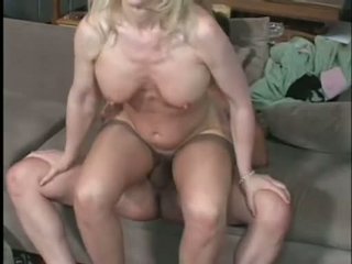 Milf Nina Hartley Shows That Babe Can Still Fuck A Ramrod Like Bitch In Heat