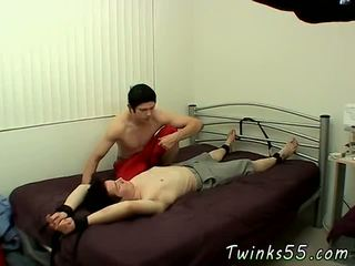 Gay cock Poor Brent Gets Tickled