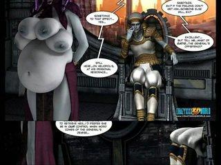 3d koominen: galacticus. chapters 8-12