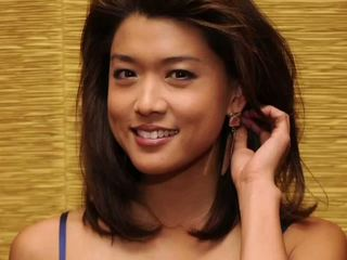 Kaley cuoco vs grace park rd1 paraut no challenge