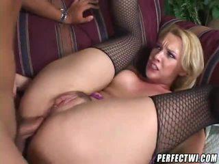 blondiner, assfucking, anal sex