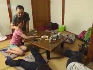 japonais, léchage, échange