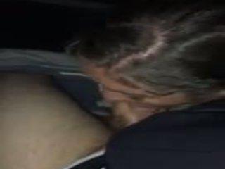 Fille suçage la drivers bite, gratuit bite suçage porno vidéo