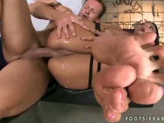 Erica fontes fuß massage und sex