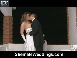 Patricia Bismarck Eduardo Just Married Ladyman Duet