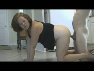 Mama punishes syn s piss & creampie