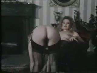 그만큼 성질이 비뚤어진 여성 1984 marylin jess, 포르노를 6b