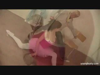 Ballet dancer neuken