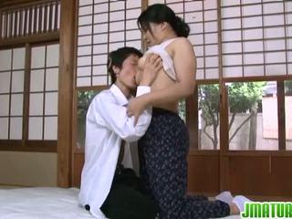 Régi has néhány shagging folyamat involving sperma wiping ki pleasures