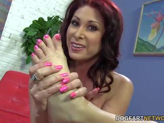 Tiffany mynx jalg fetiš koos bbc, tasuta porno 61
