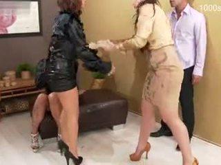 Rinnakas koduperenaine nutmine anaal