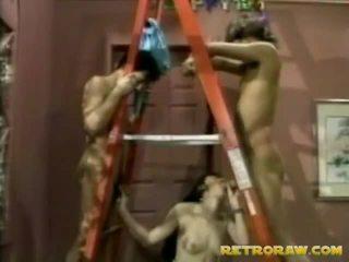 đụ trên tit, retro dâm, vintage sex