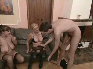 swingers, hoorndrager, 3some