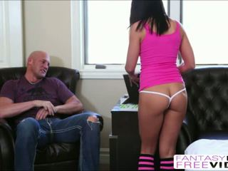 Hot adrianna chechik ekte hot anal sex