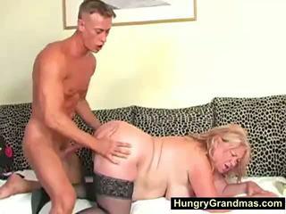 bbw, gjyshe, yndyrë