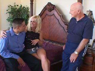 MILF Wife gets all Holes Owned, Free A...