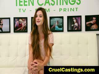 Alex mae tryout bdsm casting