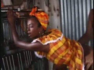 Africana chocolate coño vídeo