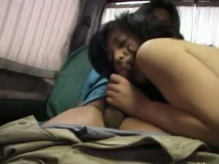 Poilu coréen fille having holes toyed