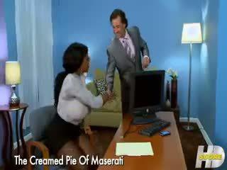 The creamed pie з maserati
