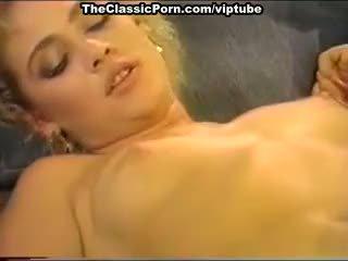 Dana lynn, nina hartley, ray victory sisään vuosikerta porno klipsi