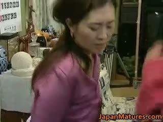 Japonská zralý žena je a beauty part4