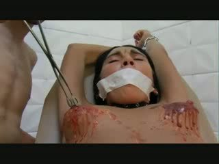 Maduros gaja hardcore cona tortura