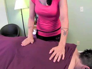 Zoey holloway masaje tirón