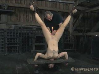 Fierbinte slaves delighting fiecare alte