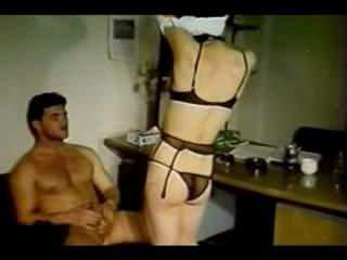 Kai jeg proti daskala - gresk vintage porno