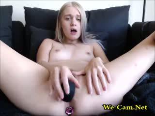 squirting, rotaļlietas, webcam