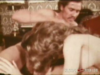 De epoca porno clip de la the 1960s