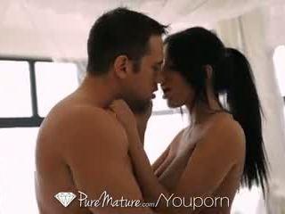 एचडी puremature - बस्टी मिल्फ anissa kate गड़बड़ द्वारा thick कॉक