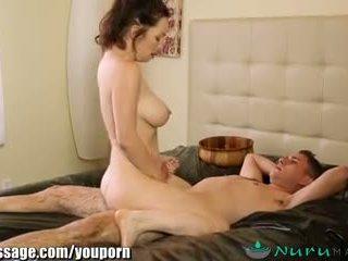 brunette thumbnail, full college fuck, you cumshots porn
