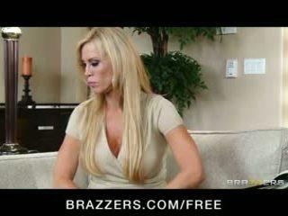 big boobs, orgasm, brazzers