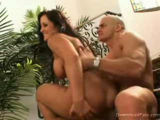 Sexually Excited Milf Lisa Ann Riding Her Youthful Chaps Red Hot Pussy Poker