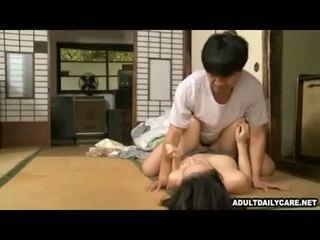 Japońskie dom pokojówka 001