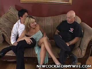 カッコールド, ミックス, wife fuck