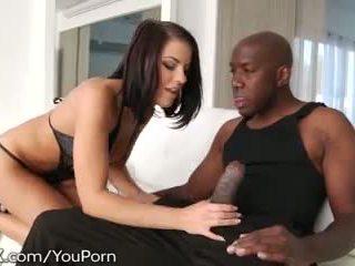 Hardx adriana chechik голодний для величезний чорна пеніс