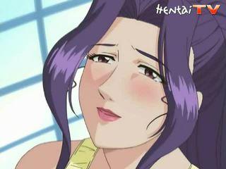 hentai, velká prsa