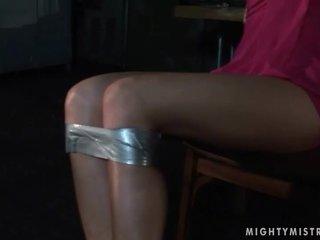 Anita pearl gets bondaged 과 처벌