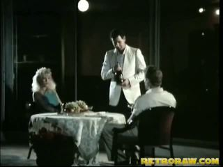 Lewd Dinner Date