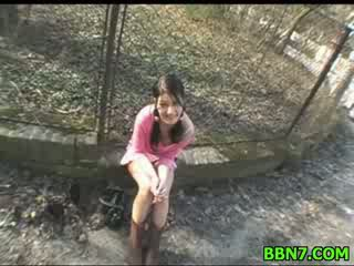 Público outdoors gaja gaja sexo hardcore bj