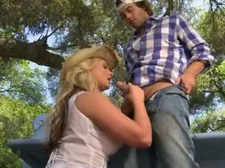 Phoenix Marie Masturbating The Hawt Boy On Pick Up Truck