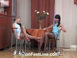 karštas pėdų fetišas visi, malonumas gyvulių seksas patikrinti, pilnas nylons feet įvertinti