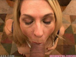 Angela Milf Oral Job