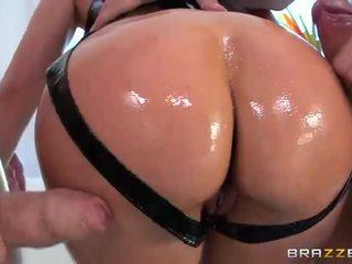 Huge boobs Eva Karera double penetrated