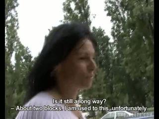 Ceko streets - lenka alas ngisep video