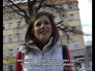 Τσέχικο streets - marketa βίντεο