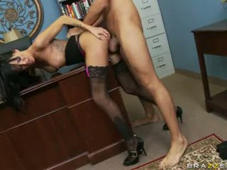 Lascivious floozy haley wilde receives her amjagaz stabbed çuň with a thick shaft behind
